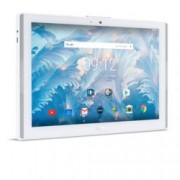 "Таблет Acer Iconia B3-A40-K1AH(NT.LDNEE.001)(бял), 10.1"" (25.65 cm) IPS дисплей, четириядрен MediaTek MT8167 Cortex A35 1.3 GHz, 2GB, 16GB Flash памет(+microSD слот), 5.0 & 2.0 Mpix камера, Android, 530g"