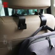 2 STKS Autostoel Rugzak Tas Hanger Houder Auto Hoofdsteun Bagagehaak