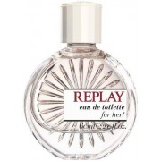 Replay For Her Eau De Toilette Spray 40 Ml