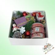 Christmas box cu ceai si cana
