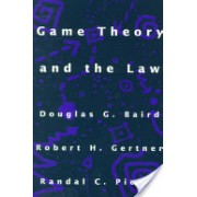 Game Theory and the Law (Baird Douglas G.)(Paperback) (9780674341111)