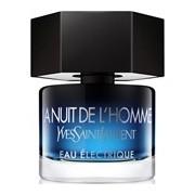 La nuit de l'homme électrique eau de toilette para homem 60ml - Yves Saint Laurent