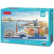 Puzzle 3D oraș Linia Veneția 20269