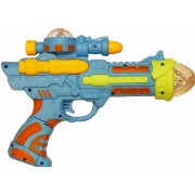 Műanyag Pisztoly Ledes Blaze Storm 20 cm No.Jd-173-3 - Gyerek játék