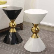 New Original Design Living Room End Table Fiberglass Coffee Table