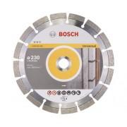 Disc diamantat segmentat Bosch Professional Ø230x2,4x22,23 mm