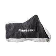 Plachta na motocykl KAWASAKI venkovní velikost M