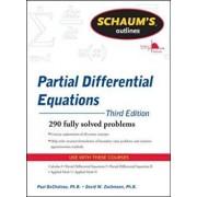 Schaum's Outline of Partial Differential Equations, Paperback/Paul DuChateau