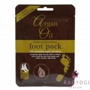 Xpel - Argan Oil Deep Moisturising Foot Pack (1ks) - Mély hidratáló lábmaszk