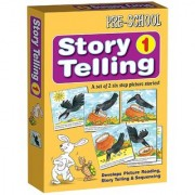 Tingoking Learning and Educational 0612 Story Telling Step-by-Step - 1 (6 Steps)