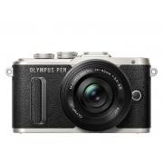 Olympus PEN E-PL8 kit (14-42mm EZ обектив), кафяв Цифров фотоапарат 17.2 Mp