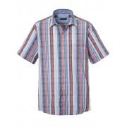 Babista herenmode Overhemd BABISTA Blauw::Rood - Man - 39/40