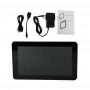 Enchufe De EE.UU. De 9 Pulgadas Tablet WIFI Allwinner A33 512 +8G 0.3MP Cámara Trasera Delantera Pad Rojo