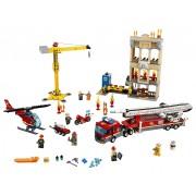 LEGO City 60216 Divizia pompierilor din centrul orașului