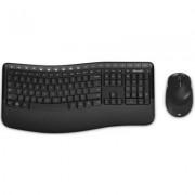 Microsoft Zestaw MICROSOFT Wireless Comfort Desktop 5050
