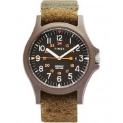 Timex Acadia Green/Green Dial