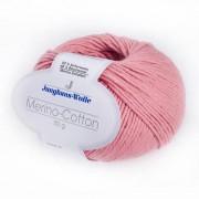 Junghans-Wolle Merino-Cotton von Junghans-Wolle, Pastellpink