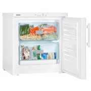 Congelator Liebherr GX 823, 68 L, Control taste, Display, A+, H 63.1 cm, Alb