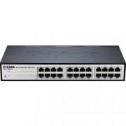 D-Link Síťový switch D-Link, DGS-1100-24, 24 portů, 1 GBit/s