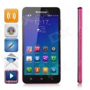 Lenovo S850 Quad-Core Android 4.4 Phone w / 1 GB de RAM? 16 GB de ROM - Rosa