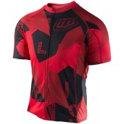 Lee ACE 2.0 Chop Block Jersey Rojo M