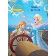 Disney Regatul de Gheata. Povesti si jocuri. Dincolo de mari