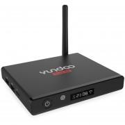 Negro YUNDOO Y7 Android 6.0 TV Box 64bit Con 4K X 2K Amlogic S905X Quad Core LED Display (Au Plug)