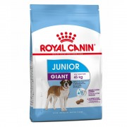 2x15kg Giant Junior Royal Canin ração