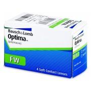 Bausch & Lomb Optima FW čtvrtletní (4 čočky)