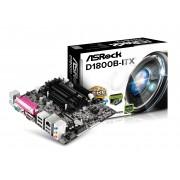 Asrock D1800B-ITX NA (integrated CPU) Mini ITX motherboard