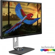 "Monitor IPS LED BenQ 32"" PV3200PT, Ultra HD (3840 x 2160), HDMI, DisplayPort, 5 ms, Pivot (Negru)"