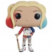 Figura Escuadrón Suicida Harley Quinn 12cm-Multicolor