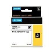 Dymo 18113 (S0718380) 12mm Cinta no adhesiva negro sobre blanco