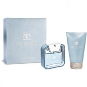Trussardi Blue Land coffret I. Eau de Toilette 50 ml + champô e gel de banho 100 ml