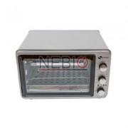 Cuptor electric Victronic, 1300 W, 32 l, 300 grade, Timer, Argintiu