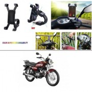 AutoStark Motorcycle Mount Cell Phone Holder/Installed to Motorcycle Rearview mirror Phone Mount For Hero HF Dawn