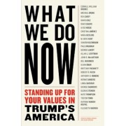What We Do Now: Standing Up for Your Values in Trump's America, Paperback