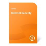 Avast Internet Security – 1 година За 1 устройство, електронен сертификат