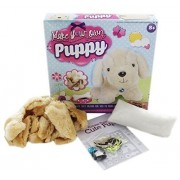 Grafix Make Your Own Puppy - Plush Soft Toy Craft Kit