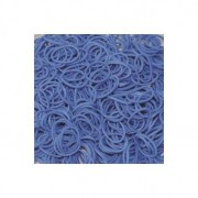 Elastice Rainbow Loom - Standard Albastru-ocean-600 buc