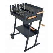 Gratar carbuni GRILLCHEF 61 x 45 cm, inaltime 82 cm, 11470
