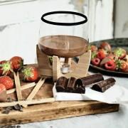 XD Design Cocoa Chocoladefondue Set - XD Design