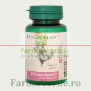 Drenor hepatic - 60 Cpr DaciaPlant