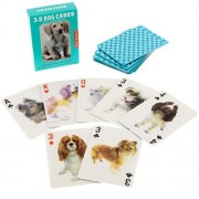 3 D Dogs Design 52 Motion Play Card For Playing Cards Funny Game, House Warming Gift That Any And Everyone Would Simply Be Delighted To Get
