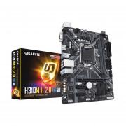 Tarjeta Madre GIGABYTE H310M H 2.0 2xDDR4 PCI-E USB3 Socket 1151