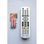 Dish TV DTH Universal Set Top Box Remote Control (Compatible)