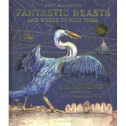 Fantastic Beasts and Where to Find Them/Illustr. Ed. - Rowling, Joanne K.