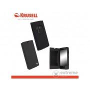 Husă telefon plastic Krusell FlipCase Malmö Nokia Lumia 1020 negru (75661)
