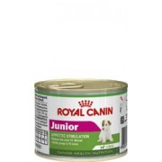 Royal Canin Canine Health Nutrition Wet - Mini Junior 195g