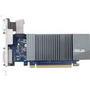 Asus GT710-SL-1GD5-BRK - Grafische kaart - GF GT 710 - 1 GB GDDR5 - PCIe 2.0 low profile - DVI, D-Sub, HDMI - zonder ventilator